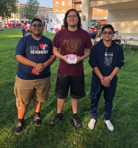 Donuts Consumed for Charity