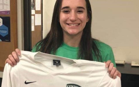 Folda to join CCC first female soccer team