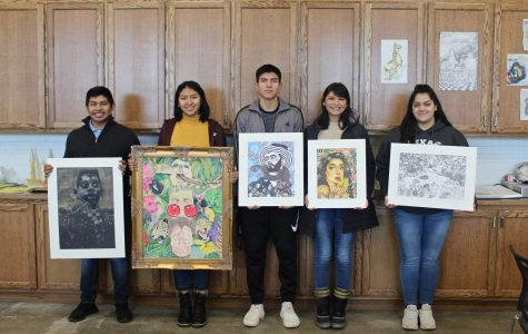 Students receive State Art Awards