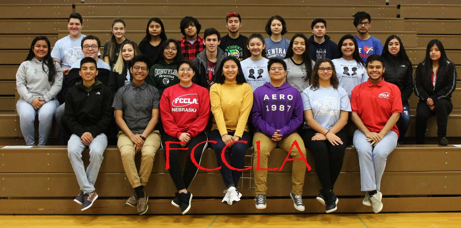 FCCLA 18-19 membership increases from previous year.