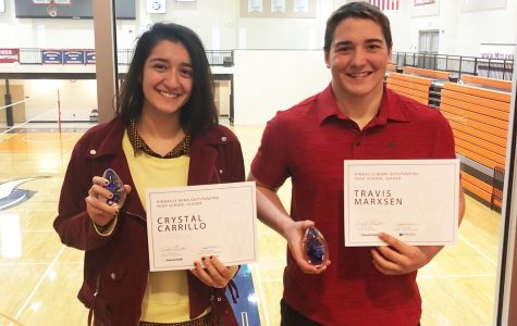 Two Students receive Midland Leadership Award