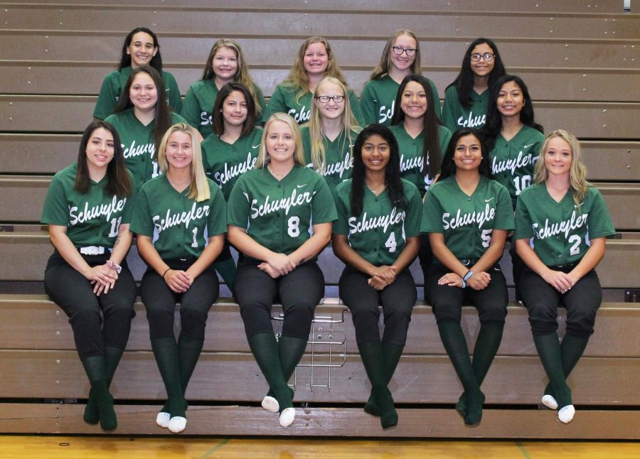 Warrior Softball, off to a Great Start