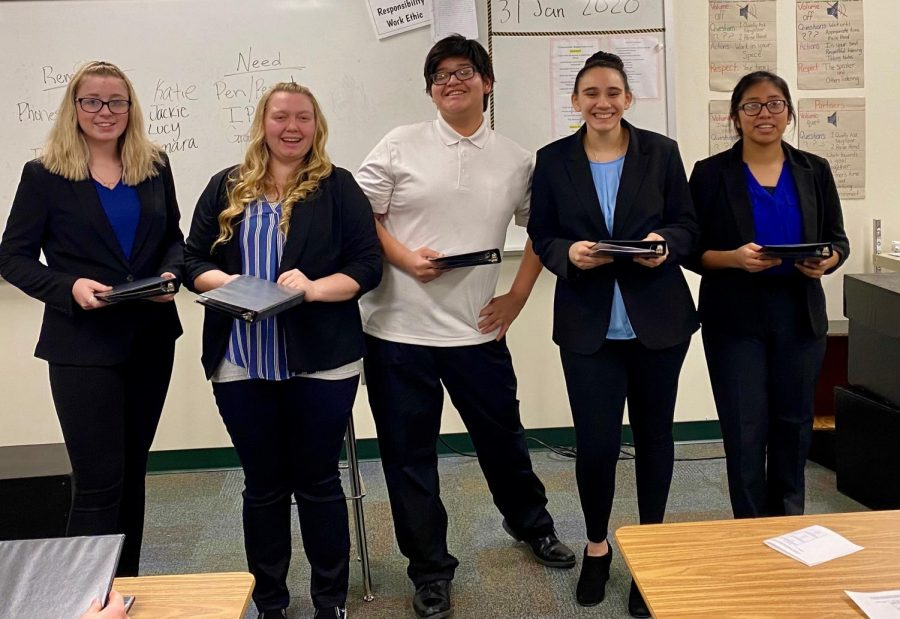 Speech Team Aims for State