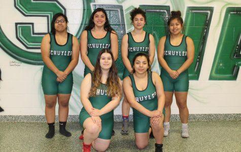 Schuyler Wrestling Girls Hold State Title