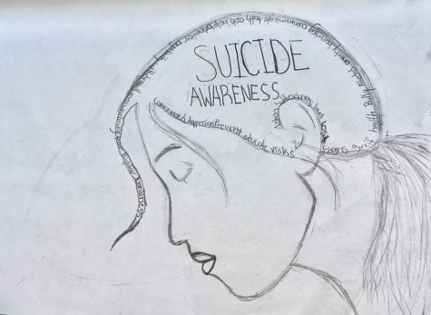 Voices Are Meant To Be Heard, Spread Suicide Awareness