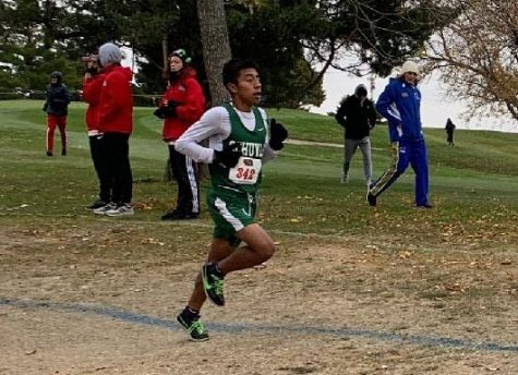 Schuyler Cross Country Runners Qualify for State