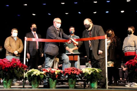 SCHS Preforming Arts Ceremony was December 16th.