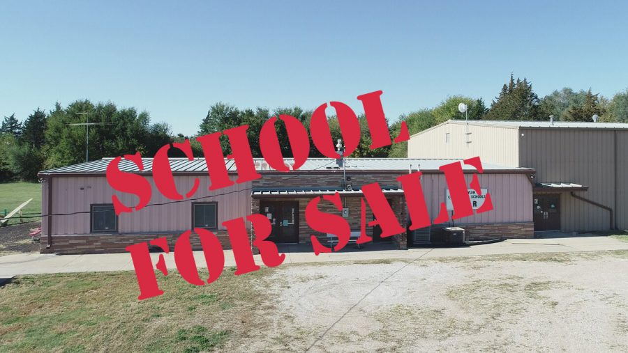 Schuyler school district is selling the 4r school.