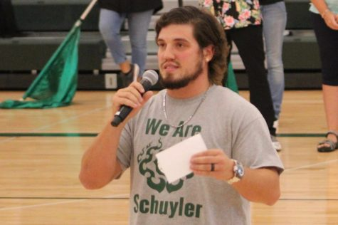 New Volleyball Coach works to change school culture