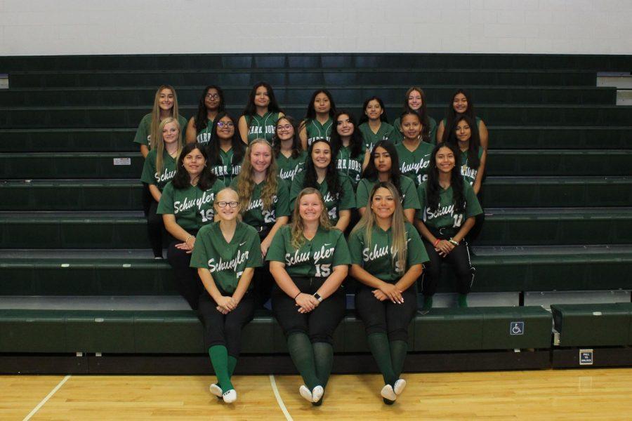 SCHS 21-22 Softball Team